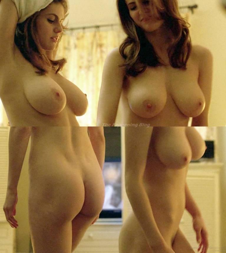 Alexandra Daddario Naked 1