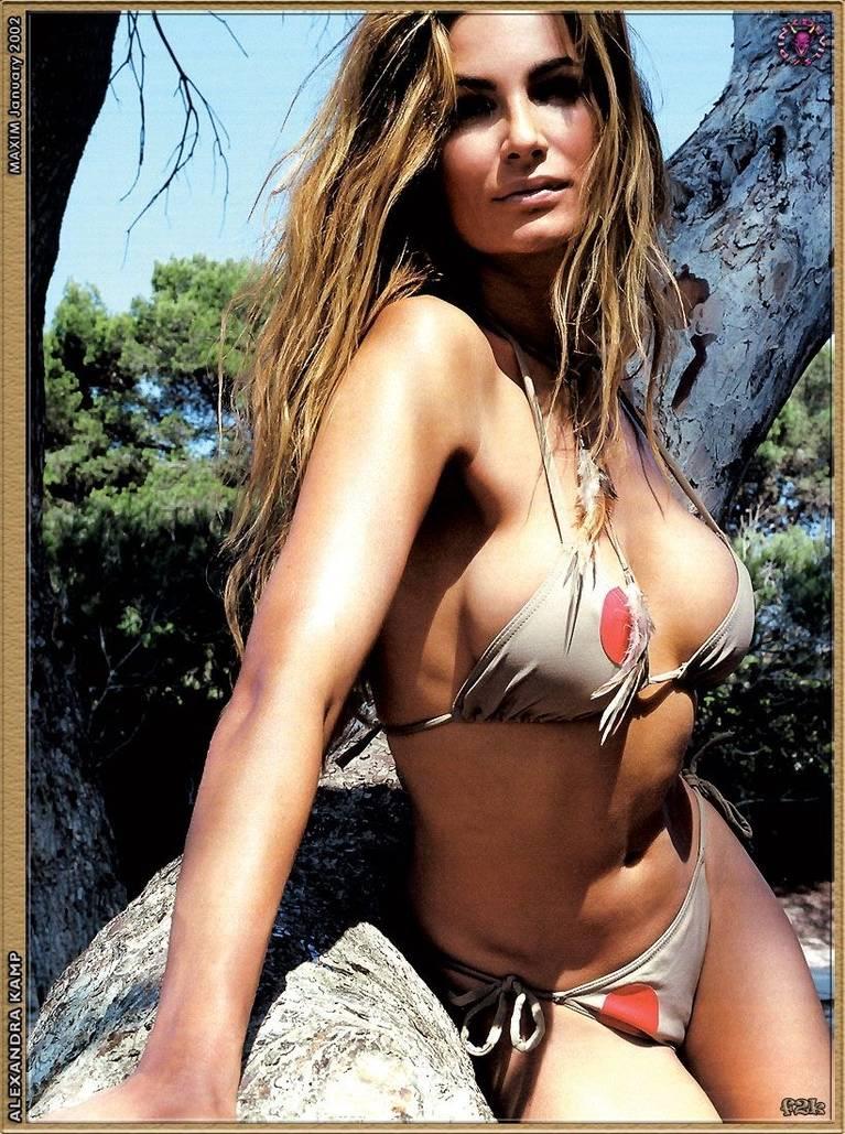 Alexandra Kamp-Groeneveld Naked Sexy 22