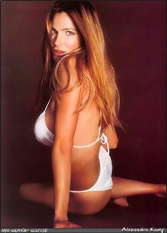 Alexandra Kamp-Groeneveld Naked Sexy 40