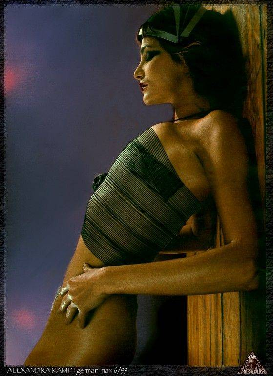 Alexandra Kamp-Groeneveld Naked Sexy 51