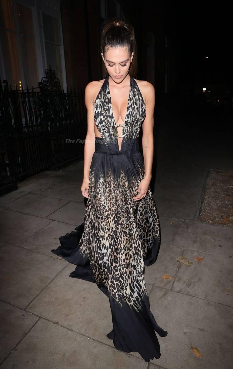 Amelia Gray Hamlin Dress 8