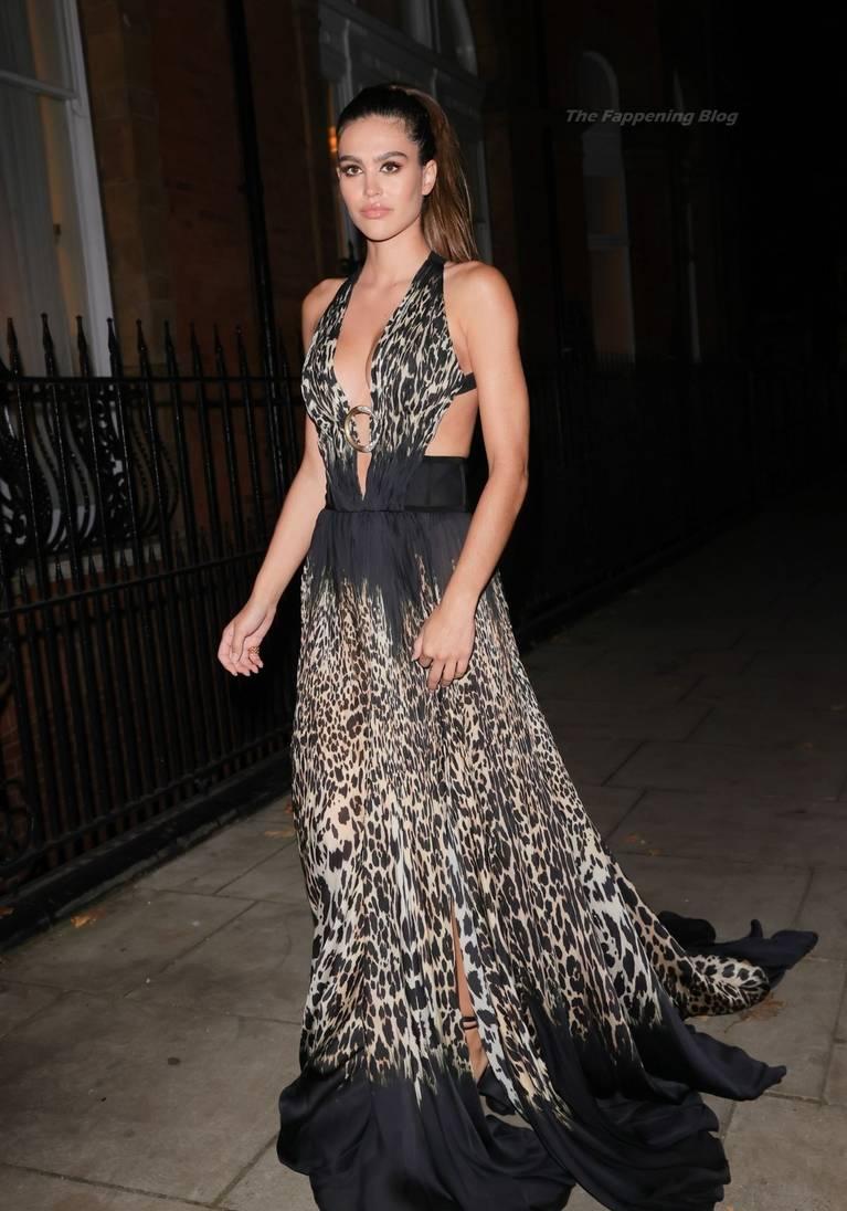 Amelia Gray Hamlin Dress 36