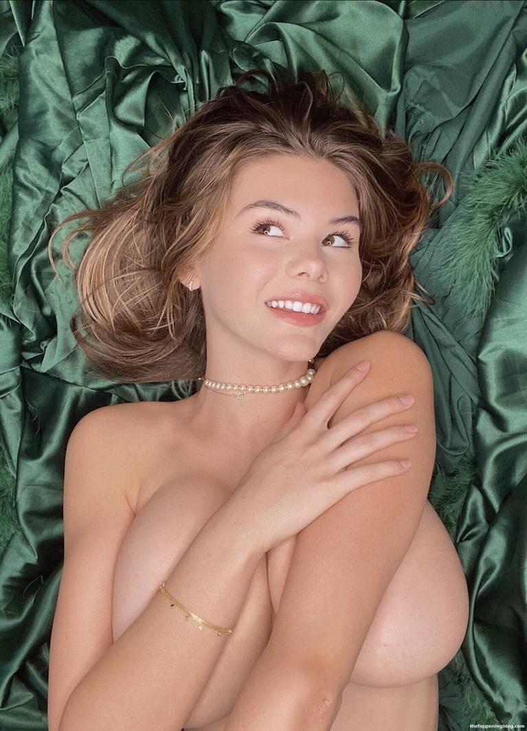 Ashley Tervort Nude 1