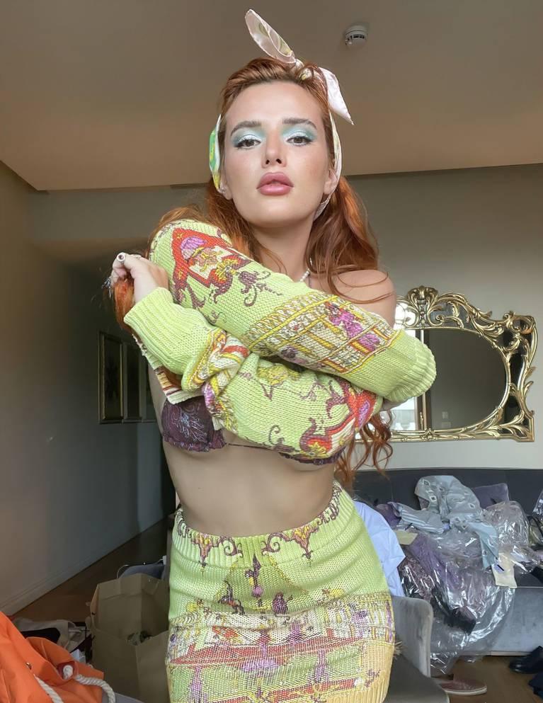 Bella Thorne Nude Sexy 1