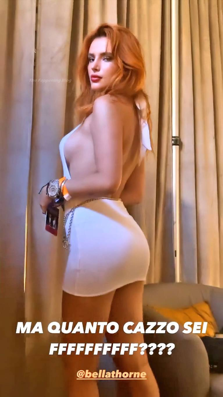 Bella Thorne Nude Sexy 8