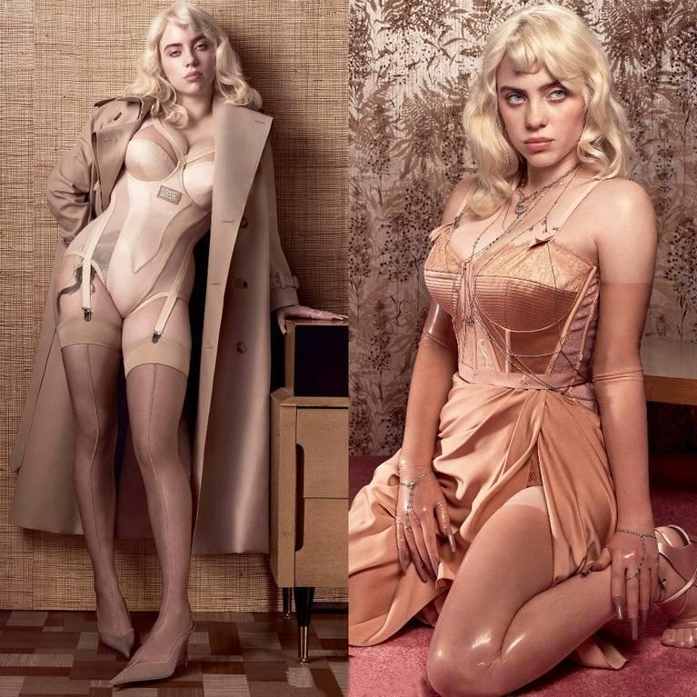 Billie Eilish Nude 3