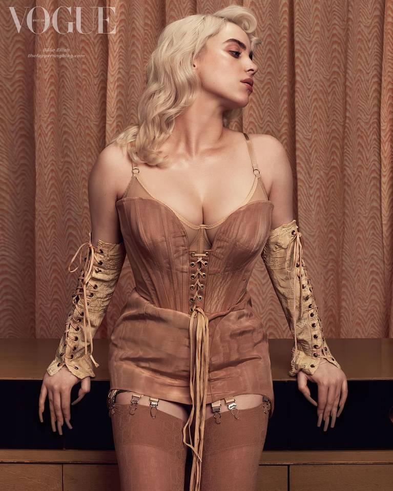 Billie Eilish Nude 4
