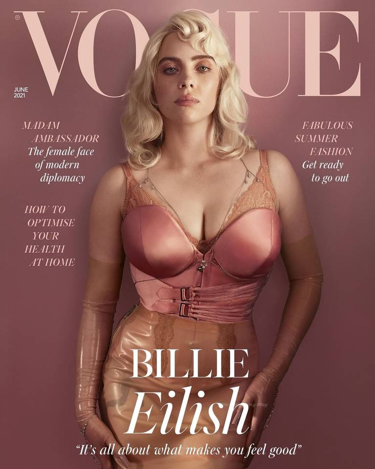 Billie Eilish Nude 5