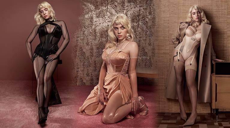 Billie Eilish Nude 6