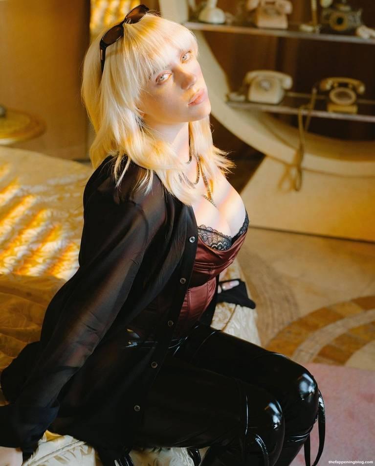 Billie Eilish Sexy 8