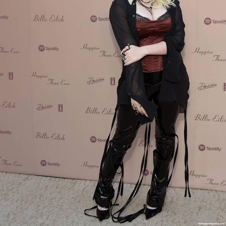 Billie Eilish Sexy 9