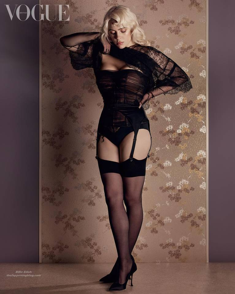 Billie Eilish Sexy 3