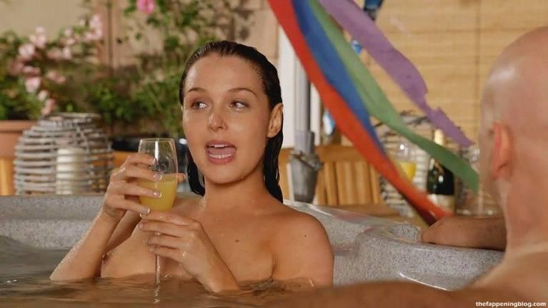 Camilla Luddington Nude Sexy 8