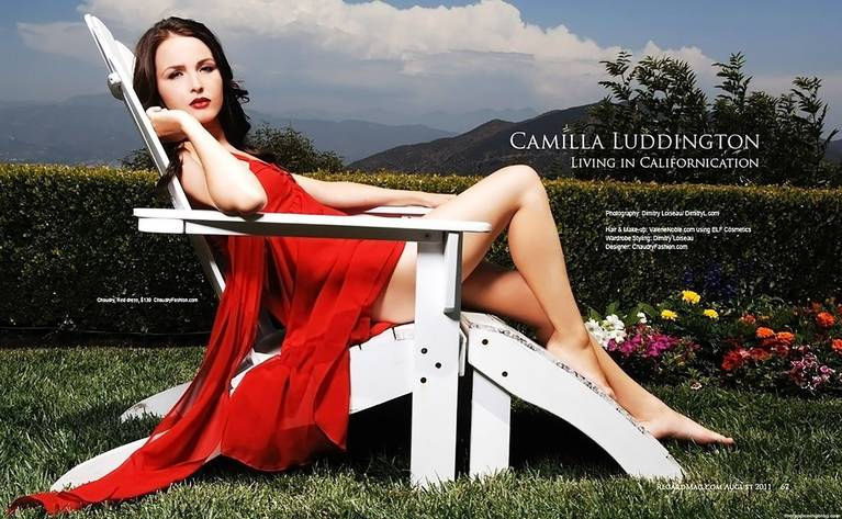 Camilla Luddington Nude Sexy 35