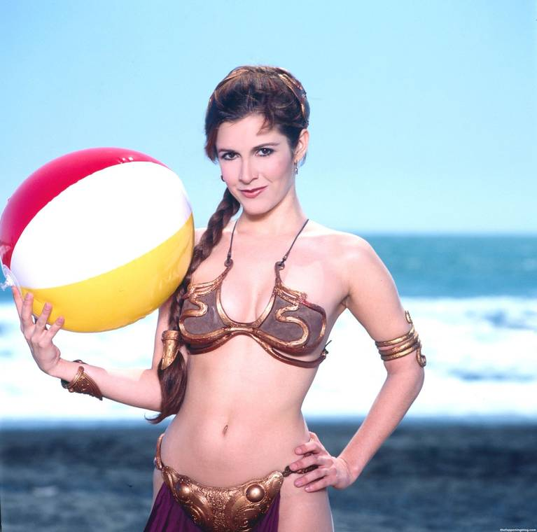 Carrie Fisher Sexy 19