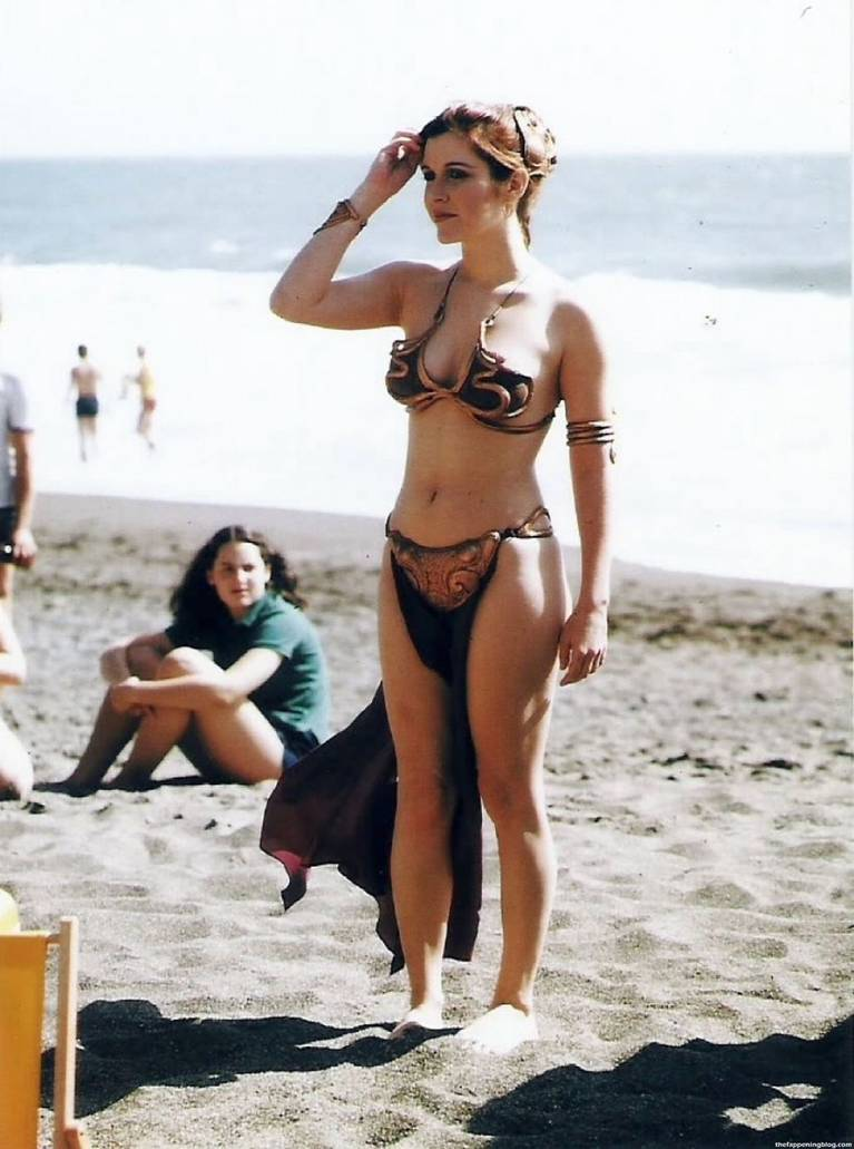Carrie Fisher Sexy 21