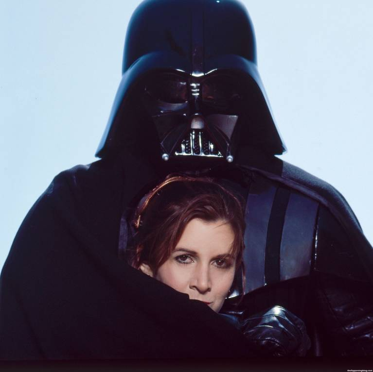 Carrie Fisher Sexy 23