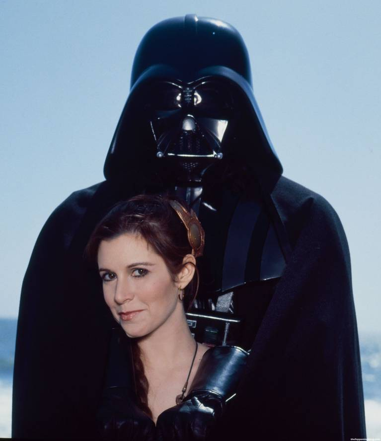Carrie Fisher Sexy 26