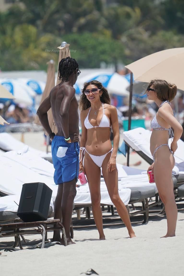 Chantel Jeffries on Beach 11