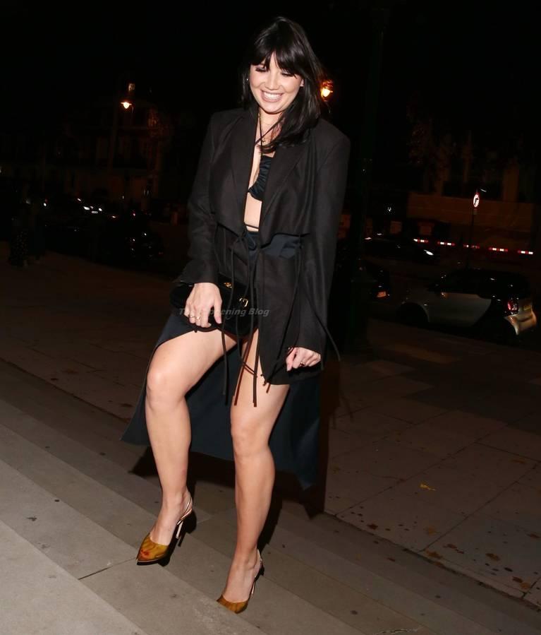 Daisy Lowe Sexy Legs 23