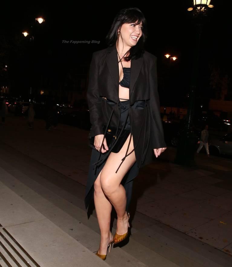 Daisy Lowe Sexy Legs 25