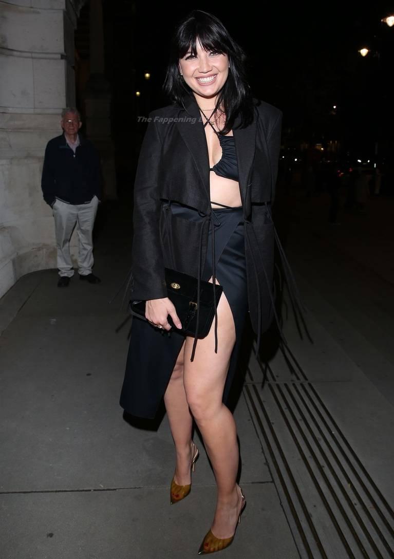 Daisy Lowe Sexy Legs 30