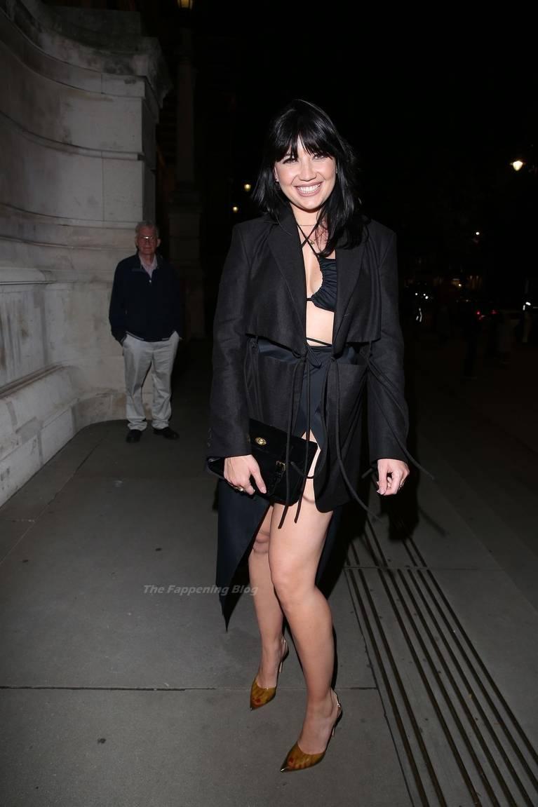 Daisy Lowe Sexy Legs 31