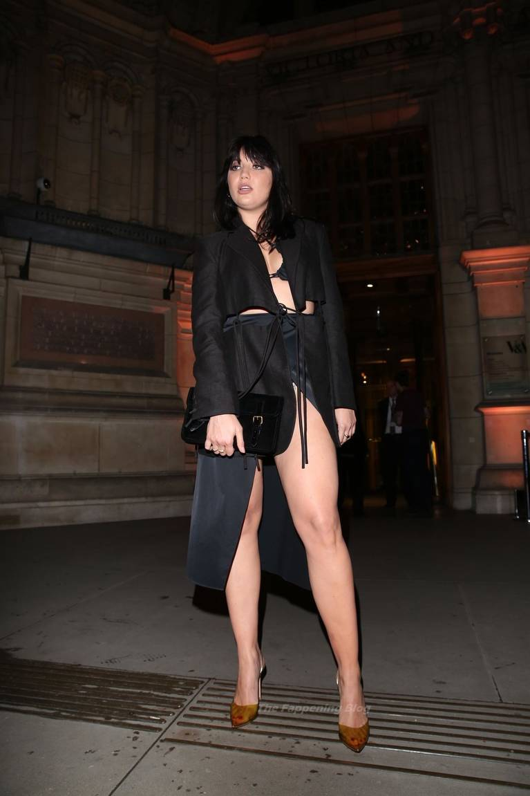 Daisy Lowe Sexy Legs 43