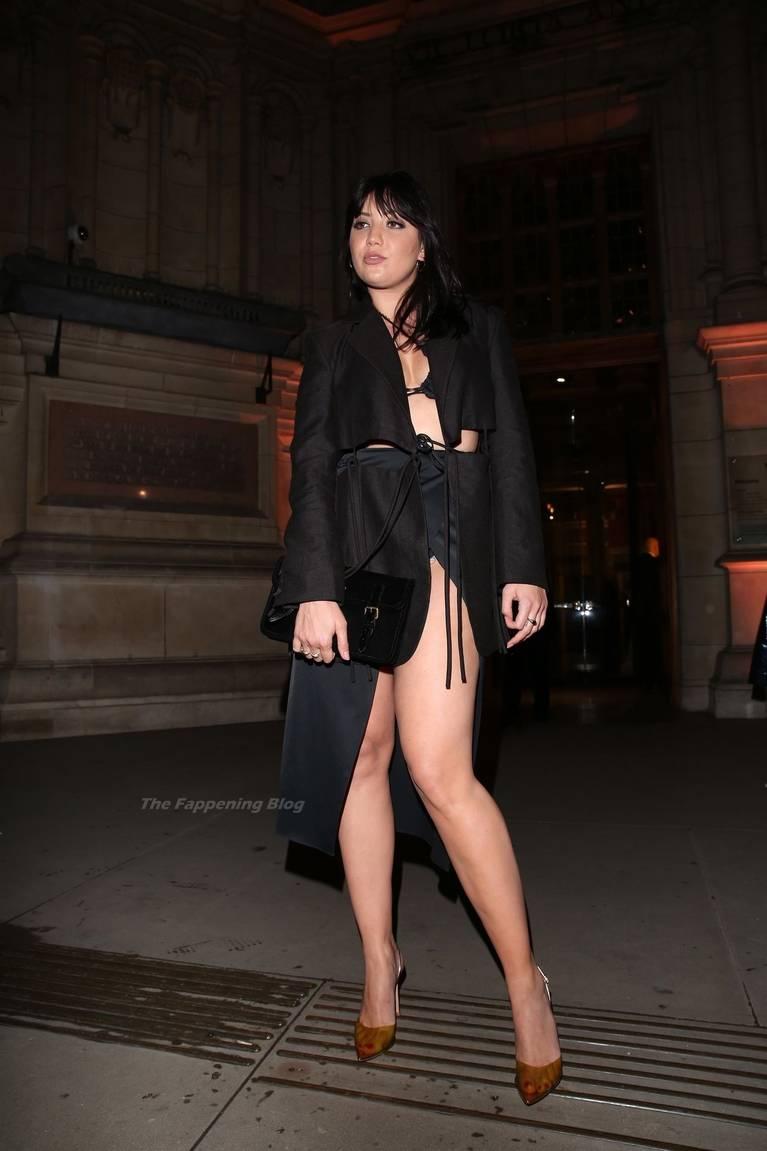 Daisy Lowe Sexy Legs 45