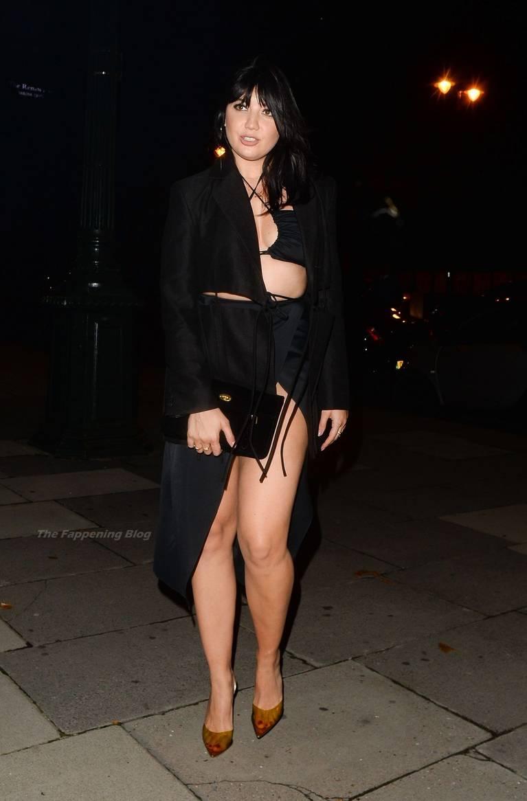 Daisy Lowe Sexy Legs 51