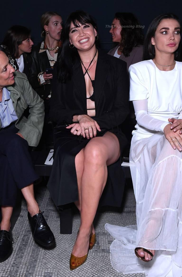 Daisy Lowe Sexy Legs 63