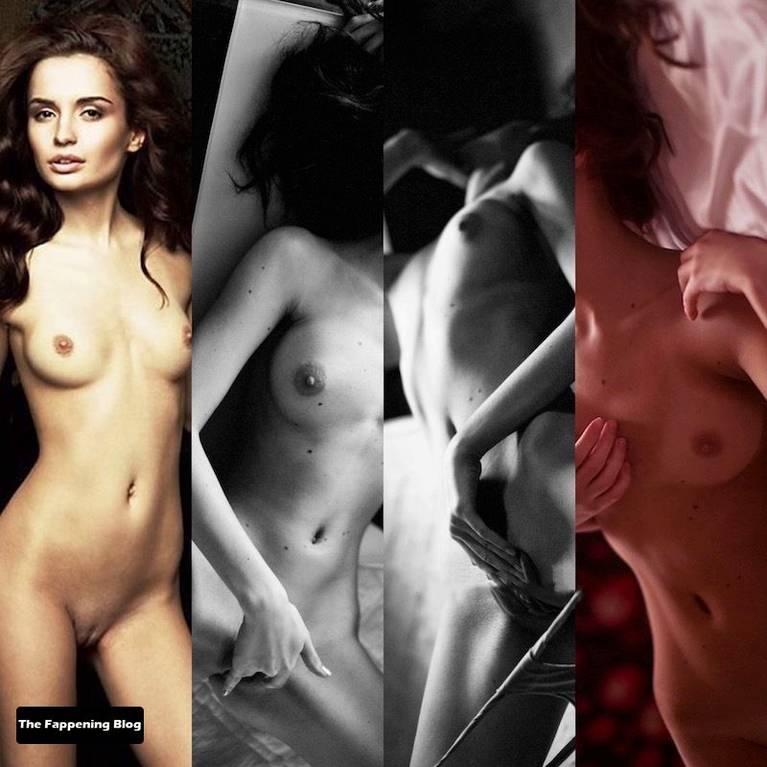Ekaterina Zueva Naked Sexy 1
