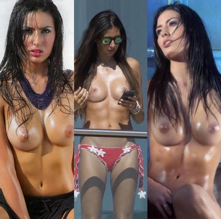 Elisabetta Gregoraci Nude 12