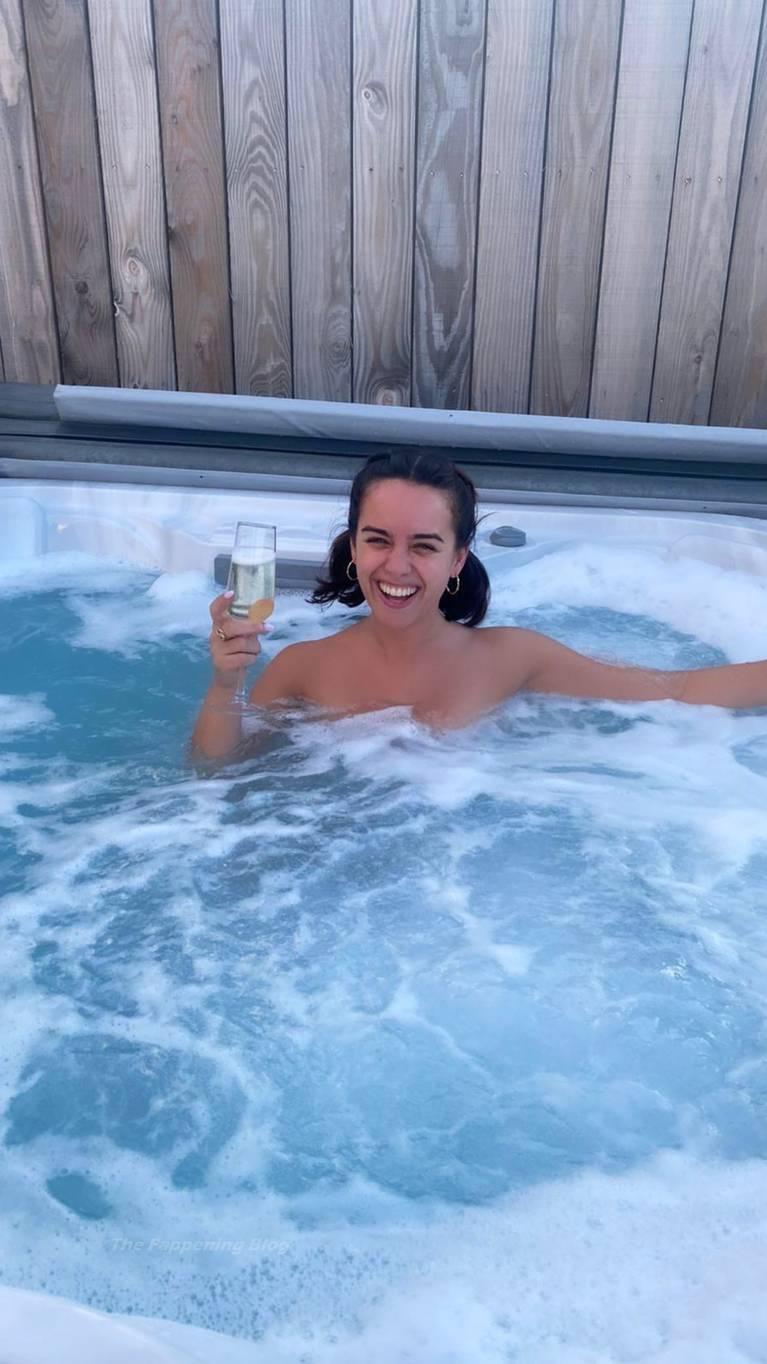 Georgia May Foote Topless 1