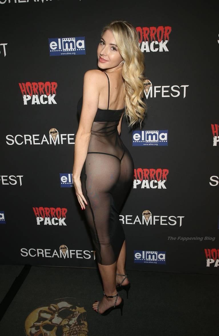 Gigi Gustin Sexy Butt 8