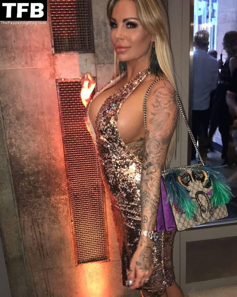 Gina-Lisa Lohfink Nude Sexy Leaked 22