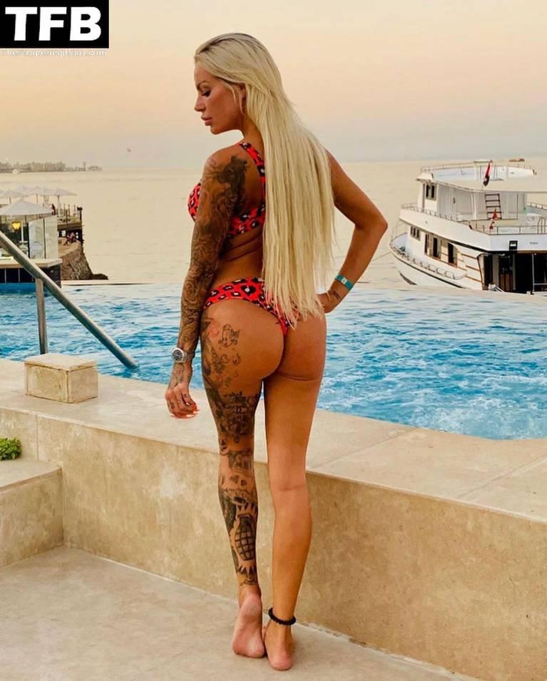 Gina-Lisa Lohfink Nude Sexy Leaked 25
