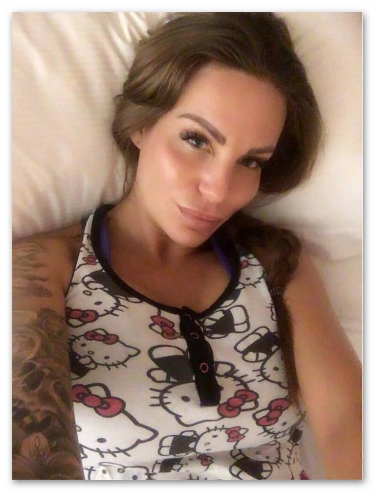 Gina-Lisa Lohfink Nude Sexy Leaked 40
