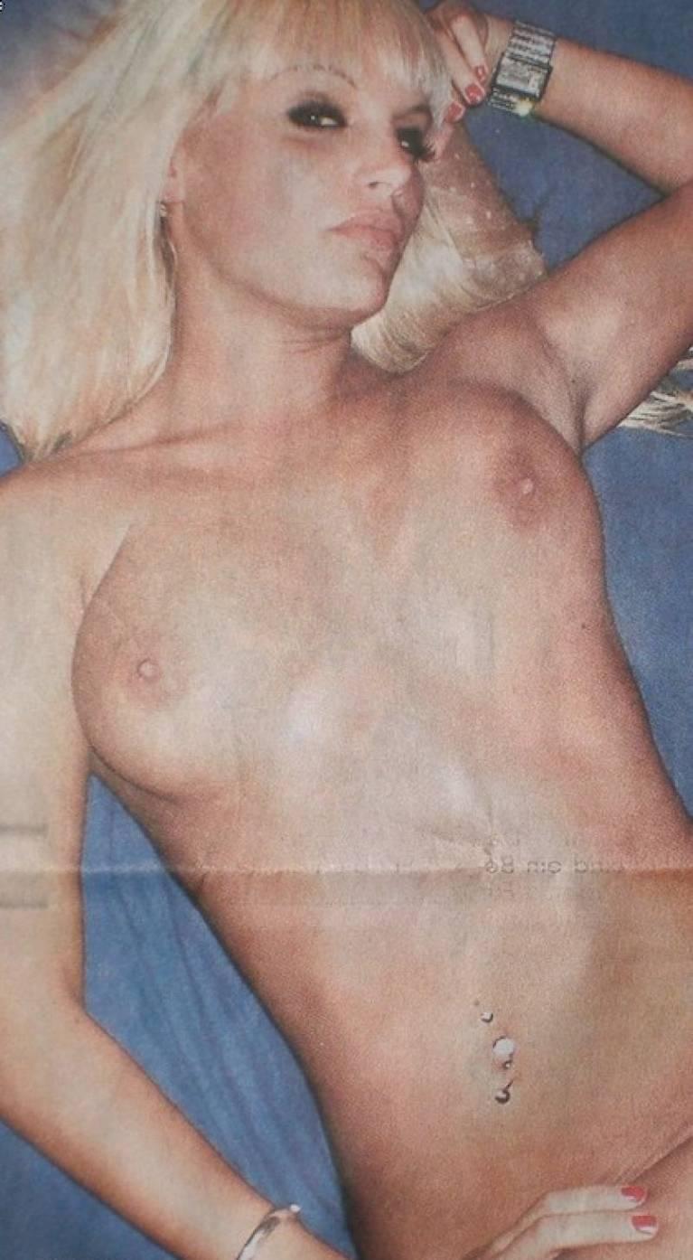 Gina-Lisa Lohfink Nude Sexy Leaked 49