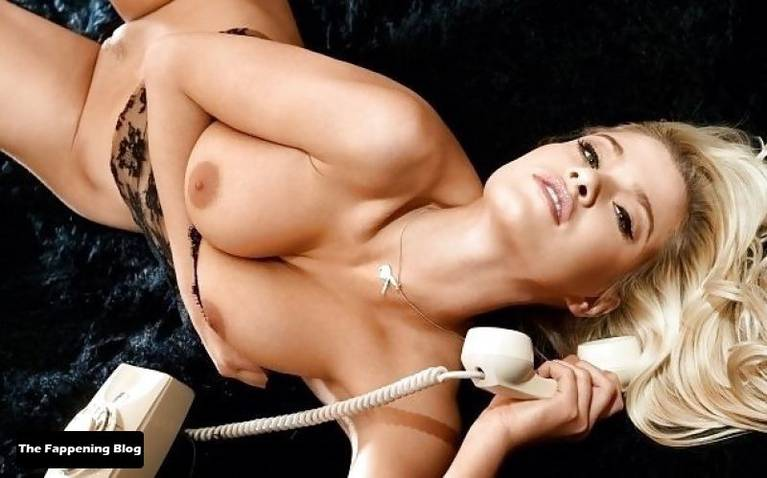 Gina-Lisa Lohfink Nude Sexy Leaked 69