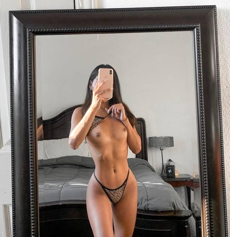Goddess Angelina Nude 1