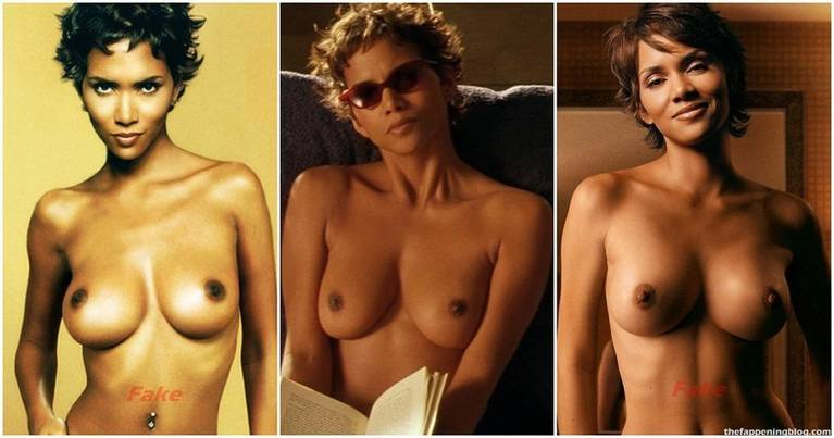 Halle Berry Naked Sexy 1