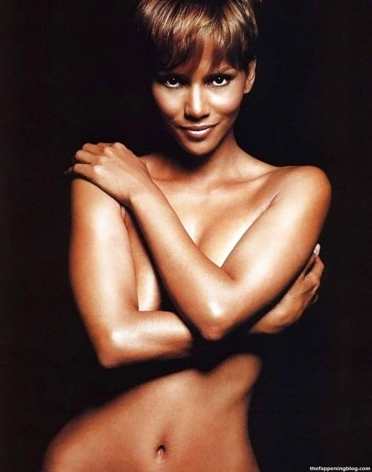 Halle Berry Naked Sexy 3