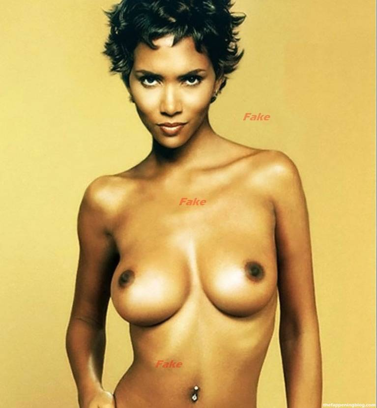 Halle Berry Naked Sexy 4