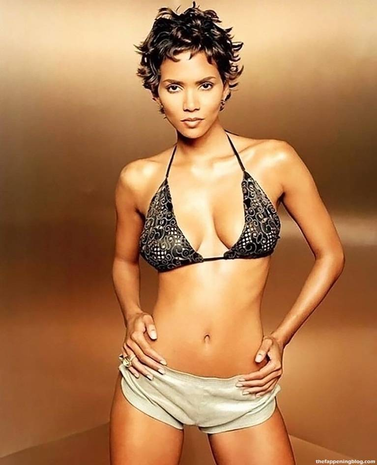 Halle Berry Naked Sexy 7