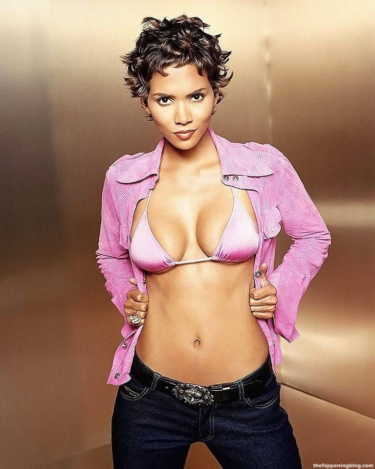 Halle Berry Naked Sexy 13