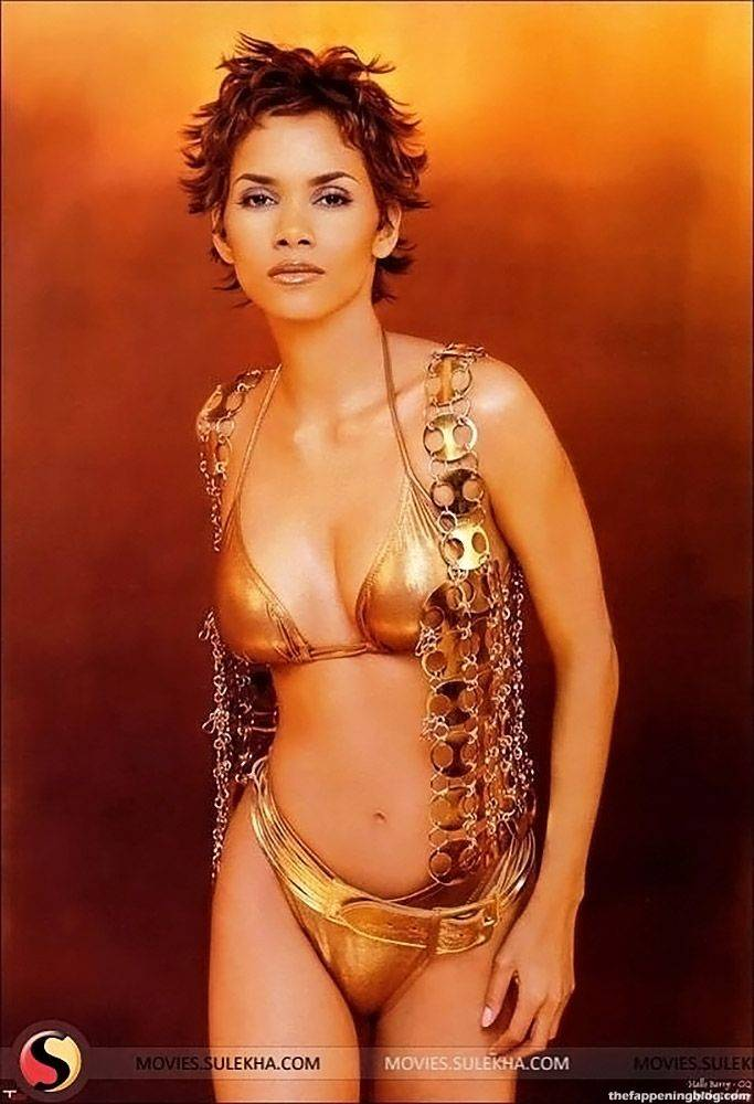 Halle Berry Naked Sexy 14