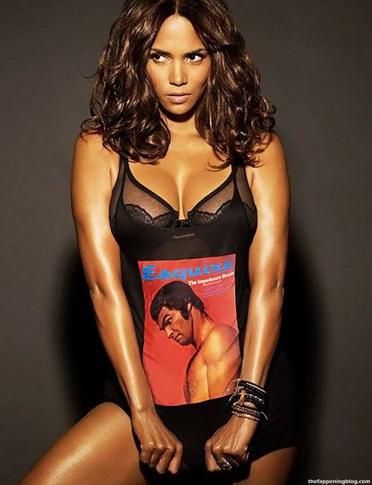 Halle Berry Naked Sexy 28