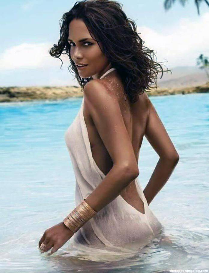 Halle Berry Naked Sexy 85