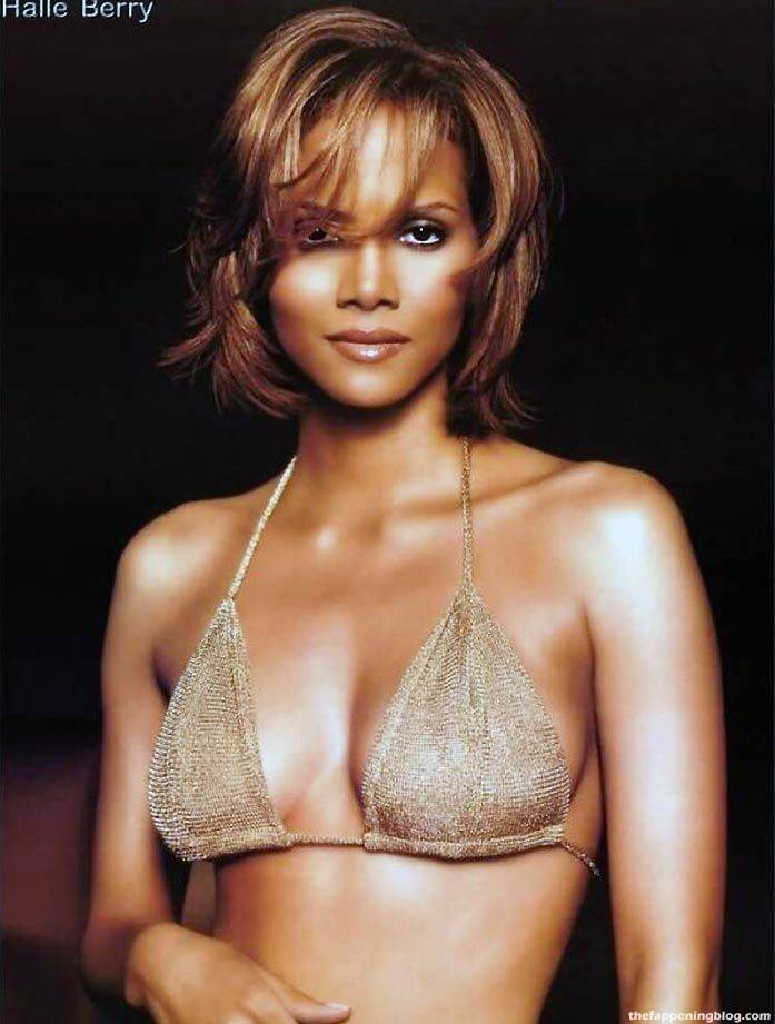 Halle Berry Naked Sexy 86